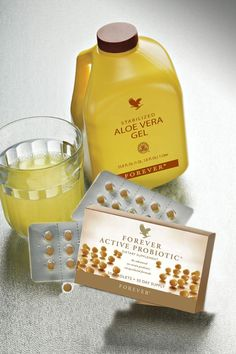 Healthy gut flora and normal functioning of the digestive system is the basis for well-being. These easy-to-swallow beadlets contain a unique combination of six beneficial strains of microbes. No refrigeration required, making them easy to take while travelling. www.aloe-health.me.uk