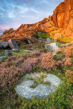 Burbage millstones | Flickr - Photo Sharing!
