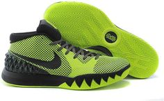 9bae65f09782 Find For Sale Nike Kyrie 1 Women Shoes Green Black online or in Footseek.  Shop Top Brands and the latest styles For Sale Nike Kyrie 1 Women Shoes  Green ...