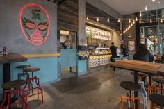 Mad Mex Restaurant by Morris Selvatico Interior Design, Sydney – Australia » Retail Design Blog