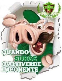 Quando surge o alviverde imponente - Palmeiras 2016