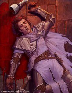 A Grey Warden's failed Joining Ritual (Dragon Age RPG Core Rulebook) Dragon Age Rpg, Dragon Age Series, Dragon Age Origins, Dragon Age Inquisition, Dragon Age Characters, Fantasy Characters, Grey Warden, Medieval Fantasy, Elder Scrolls