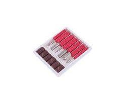 Verniz de Luxo - Caixa de Brocas 6 unids