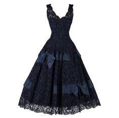 Midnight Blue Cocktail Dresses