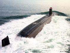 Seawolf Class Submarine