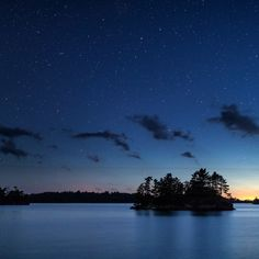 A Guide to Stargazing in Minnesota's Voyageurs National Park | Condé Nast Traveler