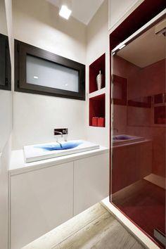 Bathroom <3 - Follow Me on Pinterest, Suzi M, Interior Decorator Mpls, MN Modernity - sink