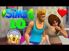 Die Sims 4 #10 Schwanger!!! Beide Frauen! Let's Play Die Sims 4 - YouTube