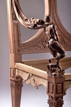 Schminktisch Mit Spiegel In Der Ecke Sessel Lederbezug | Spiegel Modelle |  Pinterest