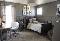 Totally Love It, Tuesday! Teen boy bedroom makeover