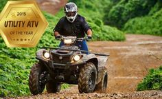 Kodiak 700 Crowned Utility ATV Of The Year Atv Accessories, Hand Warmers, Summer Time, Honda, Monster Trucks, How To Memorize Things, Atvs, Atv News, Web Images