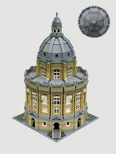 Radcliff Camera | My version of the Radcliffe Camera in Oxfo… | Flickr