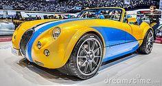 Geneva Motorshow 2012 - Weismann Roadster MF3