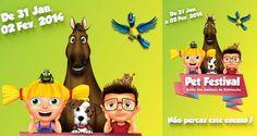 PET Festival provas equestres e concursos de felinos na FIL  5754184ce4a5d