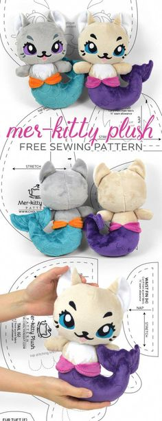 Exceptional 100 sewing hacks  projects are offered on our internet site. Check it out and you wont be sorry you did. #sewinghacks Easy Sewing Projects, Sewing Projects For Beginners, Sewing Hacks, Sewing Tutorials, Sewing Crafts, Clay Tutorials, Sewing Ideas, Crochet Projects, Sewing Stuffed Animals