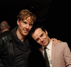 Ben and Andrew <3