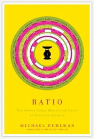 Ratio: The Simple Codes Behind the Craft of Everyday Cooking. Altering recipes