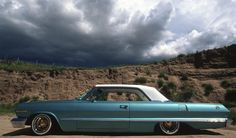1963 Chevrolet Impala, Owner Lee Cordova of Alcalde, NM, 1998