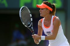 Agnieszka Radwanska String Type:RPM Blast 16 crossed with VS 16 www.babolat,com