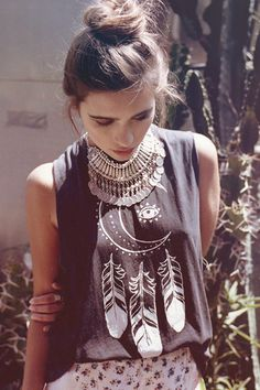 Midnight Moon Tank - wish so badly I could afford this top!