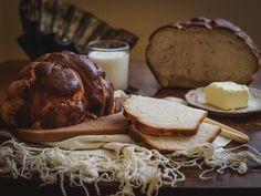 Kváskový čistý koláč II. - Zo srdca do hrnca Camembert Cheese, Dairy, Bread, Food, Basket, Brot, Essen, Baking, Eten