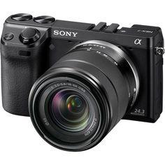 Sony NEX-7 appareil photo avec objectif 18-55mm 24,3 MP Compact à objectif interchangeable