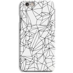 Geometric Black White Triangles Indie Hipster Graphic Quirky Designed... ($9.31) ❤ liked on Polyvore