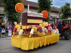 Karneval cveća 2011. godina.