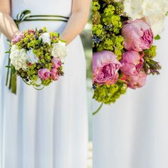 Was für ein wunderbarer Brautsrauß. Ich liebe diese Zusammenstellung.  #hochzeit