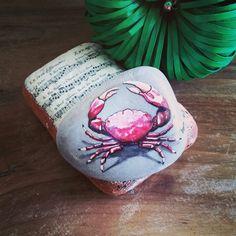 crab stonepaint