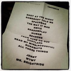 08-11-2013 MTV World Stage, Paradiso, Amsterdam [Paesi Bassi]