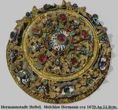 Herrmannstädter - Heftel um 1670