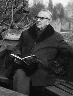 J.R.R. Tolkien reading #reader #reading #books #booklover #author #JRRTolkien #Tolkien