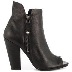 Byhali - Black Leather by Guess Footwear