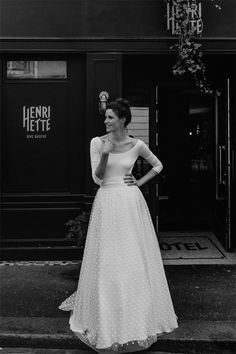 Collection 2018 - Bohème Rock by David Purves   Photographe : Baptiste Hauville de You Made My Day - Photography   Donne-moi ta main - Blog mariage