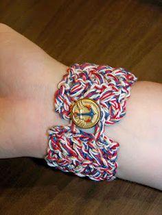 Make It and Wear It · Crochet | CraftGossip.com free pattern complete w/tutorial