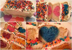 Cette fois-ci, j'ai décidé de préparer une version St-Valentin multicolore du gâteau avec une image cachée. C'était mon deuxième essai, la première fois j'avais fait des sapins pour Noël. Vous pouvez les voir juste ici :Gâteau avec sapin caché CE QUE VOUS AUREZ BESOIN C'est qui est génial avec ce gâteau, c'est que malgré les […]