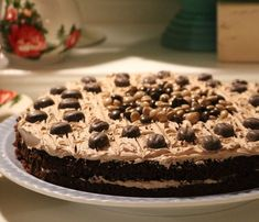 Norwegian Food, Norwegian Recipes, Pudding Desserts, Let Them Eat Cake, Cake Recipes, Nom Nom, Pie, Baking, Breakfast