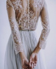 Unique Bridal Gowns and Wedding Dresses — Leanne Marshall Tea Length Dresses, Dresses With Sleeves, Formal Dresses, Lingerie Couture, Bridal Dresses, Wedding Gowns, Wedding Dress Bolero, Wedding Dress Topper, Leanne Marshall