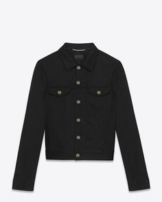 Saint Laurent Casual Jackets: discover the selection and shop online on YSL.com