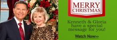 As the Copeland family gathers this Christmas, you will be with us—in our hearts and our prayers. We will join together to thank The LORD for you and declare THE BLESSING over you—a member of our worldwide family of Partners and Friends. You're someone He loves so much!  http://www.kcm.org/merry_christmas/