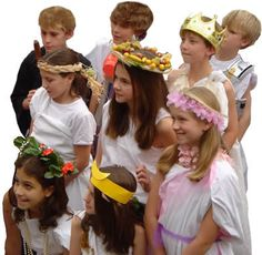 The Westminster Schools: 5th Grade Greek Mythology Resources