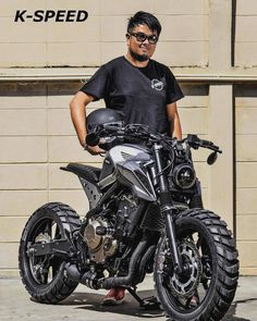 Take a peek at many of my most popular builds - handpicked scrambler bikes like Honda Scrambler, Moto Bike, Cafe Racer Motorcycle, Motorcycle Design, Honda Motorcycles, Cafe Racer Bikes, Cafe Racer Build, Cafe Racers, Custom Street Bikes