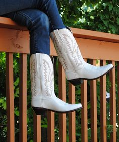 12b7a25869a Women s Boots Model · WHITE LIGHTNING WESTERN BOOTS BY OLD WEST LF1521  http   lovethoseboots.com