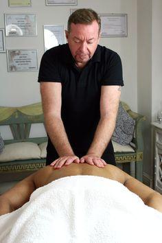 Male erotic body massage
