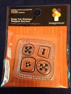 NEW   Imaginisce Brand  Spooky Town by CynthiasCraftingNook, $2.00