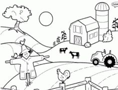 Farm Animals are important source of food for us,it give us meat, eggs and milk, and from milk we can make: Cheese, Butter and Yogurt (Milk Derivative).  Sheeps...