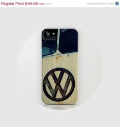 iPhone+5+case+iPhone+5+VW+surfer+iPhone+case+blue+by+SeptemberWren,+$40.50