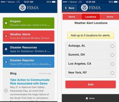 Researchers find best apps for disaster response. #disaster #mhealth