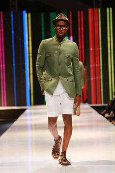 FAB RUNWAY: Glitz Africa Fashion Week 2013 features Nigeria's Mai Atafo Inspired